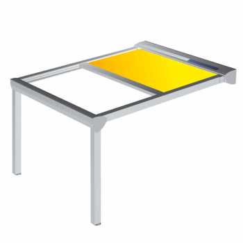Pergola-Markise 400/400 solar