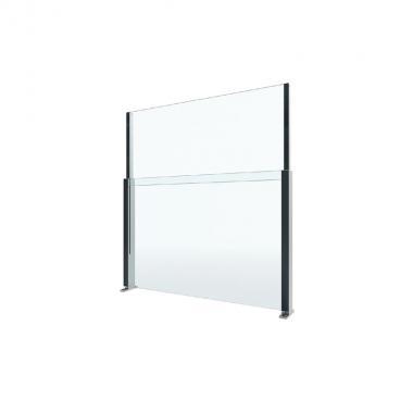 Flex-Glaswand 200/200