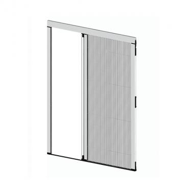 Insektenschutz Plissee-Tür 18 mm