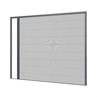 Insektenschutz Plissee-Tür XL