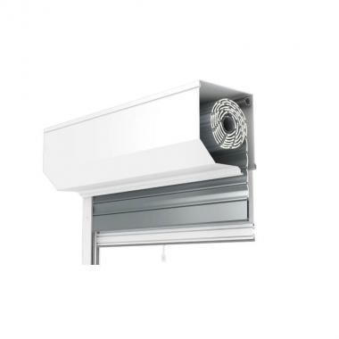 Insektenschutz-Vorbaurollladen 250 – Kasten 45°