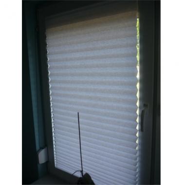 Schotten- Plissee aus Papier  max. B: 100 x H: 200 cm