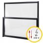 Thumb 1 - e-Flex Glaswand 300/250