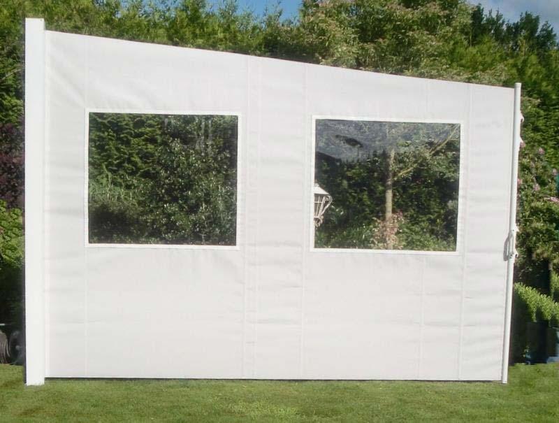 seitenrollo f r die terrasse g nstig im onlineshop. Black Bedroom Furniture Sets. Home Design Ideas