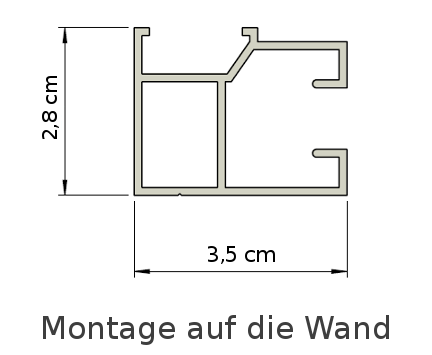 verdunkelungsrollo kasten nur 77 mm ma anfertigung. Black Bedroom Furniture Sets. Home Design Ideas
